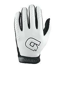New DeMarini Superlight Batting Glove White/Black Adult XX-Large
