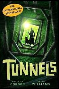 Tunnels Series:  Book 1 and 2 Roderick Gordon Brian Williams