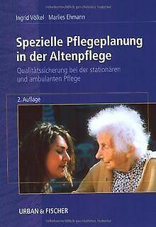 Spezielle Pflegeplanung in der Altenpflege: Qualitätssic... | Buch | Zustand gut
