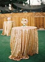 Tablecloths, chaircovers, wedding decorations,