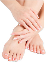 get rid of annoying nail fungus easily! massage