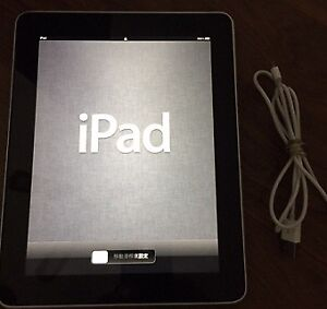 FIRST GEN IPAD FOR SALE OR PERHAPS TRADE?