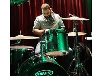 DRUMS TUITIONS for all ABILITIES in WEST LONDON!