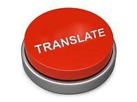 German and Polish translation services