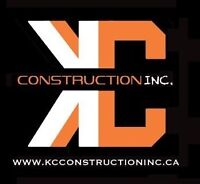 KC Construction Inc - recycled asphalt driveways