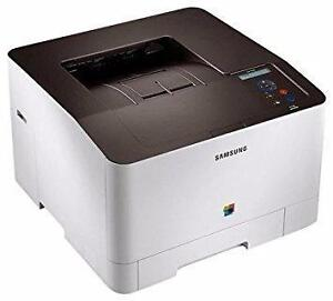 Samsung Electronics CLP-415NW Wireless Color Printer