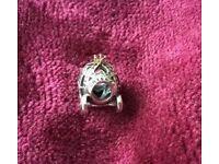Pandora Disney Cinderellas pumpkin coach carriage charm Valentine Gift