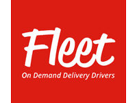 On Demand Delivery Drivers