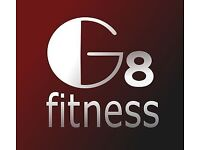 G8 Fitness - Personal Training **INTRO OFFER £120 for 10 SESSIONS** Glasgow / Paisley / Renfrew