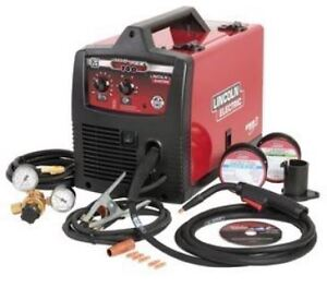 -BRAND NEW IN BOX- Lincoln Electric MIG 140 WELDER (120v)