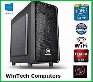 Thermaltake i5 16GB Memory Mid Tower Computer