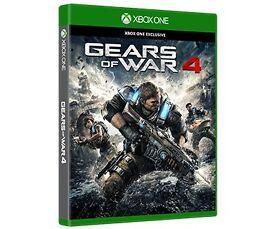 Gears of war 4 like new £15