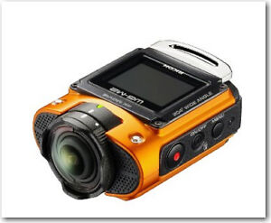 Brand New Never Used RICOH Action Video Camera with 1.5-Inch LCD