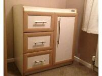 !!!REDUCED!!! Mamas & Papas Omni nursery furniture range