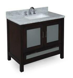Bathroom Vanity EBay - 36 inch rustic bathroom vanity