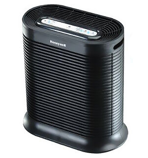honeywell true hepa large room air purifier with allergen remover