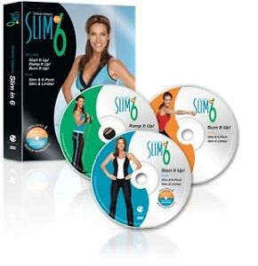 Slim in 6 Workout DVDs