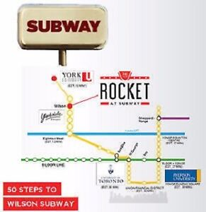 THE ROCKET CONDOS AT WILSON SUBWAY - PLATINUM VIP