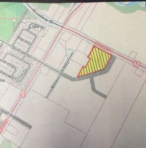 Lot Part 9 Durham St. Kincardine - 9.4 Acres