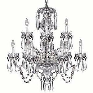 Crystal chandelier ebay waterford crystal chandelier aloadofball Choice Image