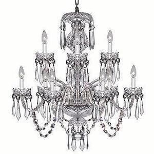 Crystal chandelier ebay waterford crystal chandelier aloadofball Images