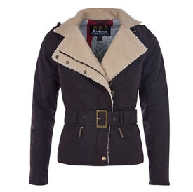 BARBOUR international Matlock jacket RRP £269 size 14 BRAND NEW WITH TAGS