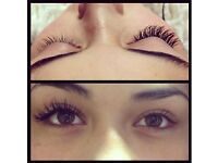 Individual Lashes at a huge discount £20 -