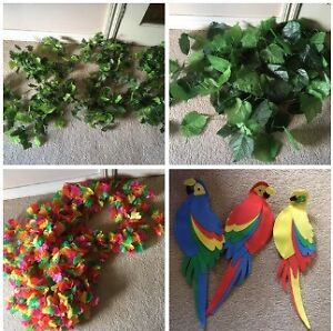 Jungle theme party decorations Sunbury Hume Area Preview