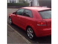 Audi A3 sline 2.0 tdi auto dsg 140pd