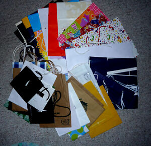 Shopping Bags ... Large selection of various sizes Cambridge Kitchener Area image 1
