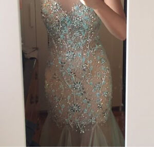 Prom Dress For Sale NEVER WORN size 0