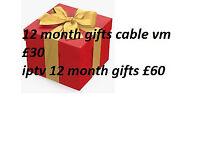 1 year lines skybox openbox mag box over box ibox istar evo nova cable vm mutant zgemma