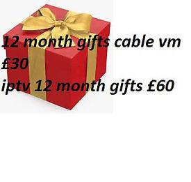 1 year gifts openbox skybox cable box mag box istar mutant evo nova istar