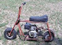 WANTED - Old Mini Bikes and Parts