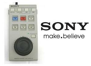 USED SONY EDITING REMOTE CONTROL - 106983141 - DSRM-20 Handheld Editing Remote Control