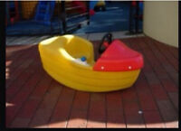 Looking for Little Tikes boat like this