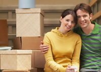 SHORT NOTICE MOVERS  LOW RATES SPECIAL %   CALL NOW 416-854-6683