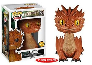 The Hobbit - SMAUG - Limited Ed. Yellow Eyed Chase at JJ Sports