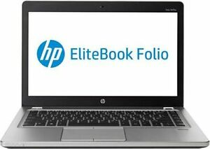 HP Elitebook Folio 9470m Laptop, Core i5, Webcam, 90 Day Wty