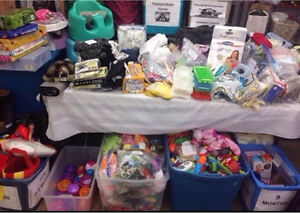 Baby stuff ... Lots and lots !