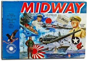 MIDWAY Avalon Hill WWII