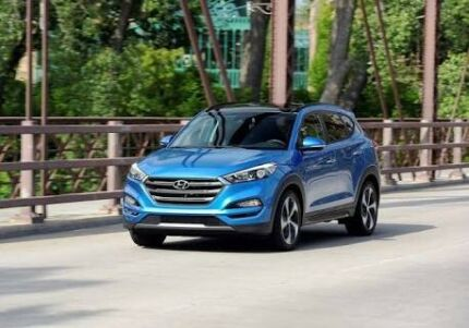 2016 Hyundai Tucson right Headlight