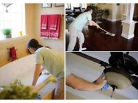 Do you need help With the cleaning? Professional domestic cleaning available. Headington near areas.
