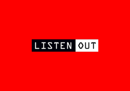 1 x Listen out ticket Sydney Show