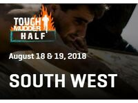 Tough Mudder Half South West - 18th August