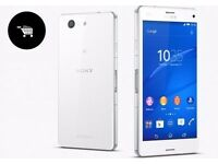 **** SONY XPERIA Z3 COMPACT UNLOCKED TO ALL NETWORKS ****