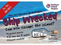 Northern Ireland Hospice Shipwrecked Challenge