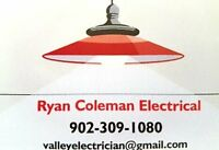 ELECTRICIAN FOR HIRE...Great Rates, Fast, Dependable Service