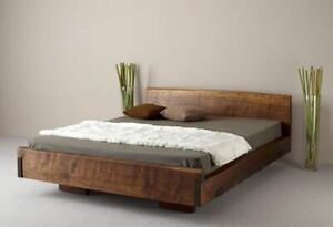 Reclaimed Wood and Live Edge Beds, Tables SALE