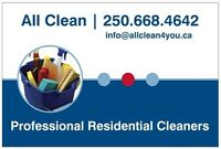 All Clean - The House Cleaners with Heart